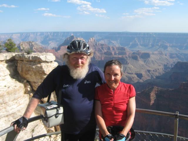 Mit dem Fahrrad vom Rio Grande in Texas zu den Rocky Mountains in Kanada